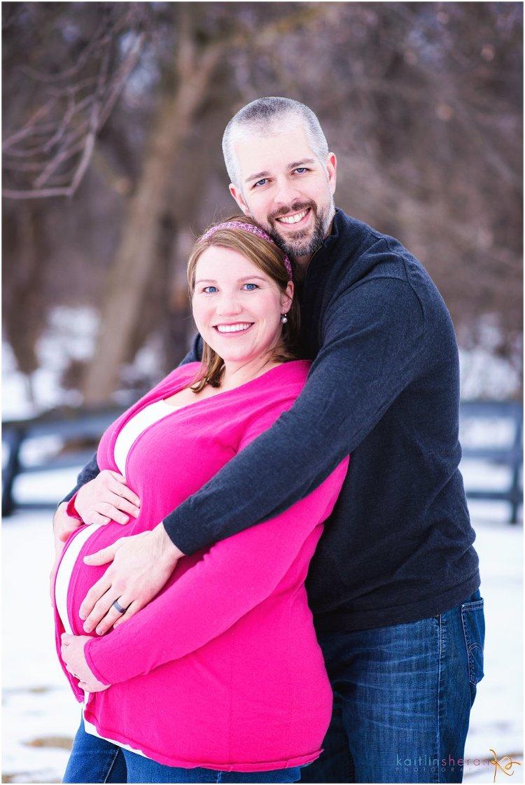 Sun Prairie Maternity Photographer